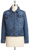 Style And Co. Basic Denim Jacket