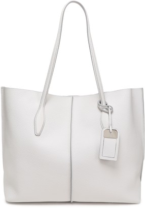 Tod's Textured-leather Tote