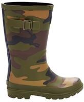 Joules Boy's Rain Boot - Camo