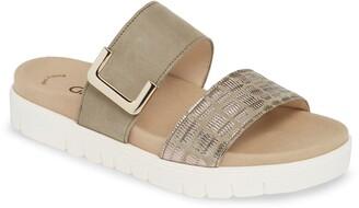 Gabor Slide Sandal