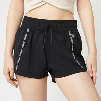 Reebok Women's WOR MYT Shorts - Black - XS - Black