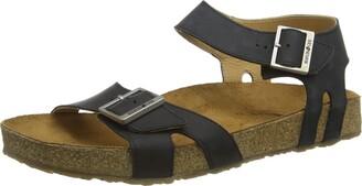 Haflinger Women's Bio Rebecca Ankle Strap Sandals