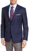 Men's Samuelsohn Classic Fit Wool Blazer