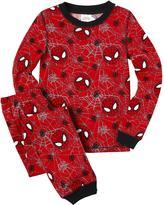 Spiderman Big Boys' 2-Piece Thermal Underwear Set