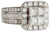 Ring 14K Diamond Wedding Set
