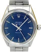 Vintage Rolex Air King Blue Steel Watches