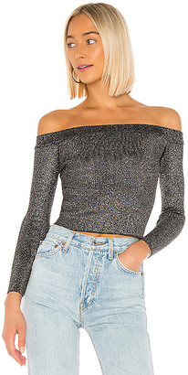 superdown Kemi Off Shoulder Top