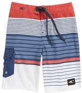 O'Neill Lennox Stripe Board Shorts