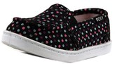 Roxy Lido Iii Round Toe Canvas Sneakers.