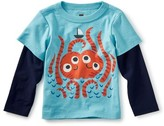 Tea Collection Infant Boy's Sea Monster Graphic T-Shirt
