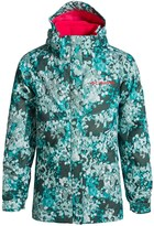 Columbia Bugaboo Interchange Omni-Heat® Jacket - Waterproof, 3-in-1 (For Girls)