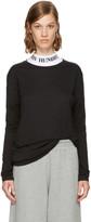 Won Hundred Black Emina T-Shirt