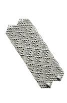 Liquid Metal 3 Inch Cuff Bracelet