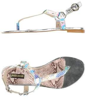 Just Cavalli Toe post sandal