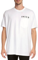 Givenchy Cuban 19520 Graphic Short-Sleeve T-Shirt, White