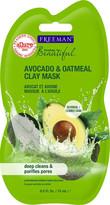 Feeling Beautiful Avocado & Oatmeal Facial Clay Mask
