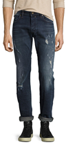 Diesel Safado L30 Distressed Slim Fit Jeans