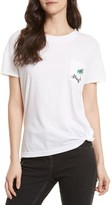 Rebecca Minkoff Women's Melia Shady Pocket Tee