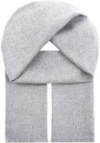 Johnstons Brushed Merino Wool Scarf