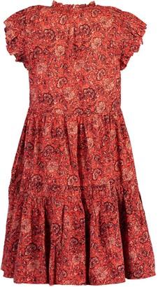 Ulla Johnson Poppy Hana Floral Dress