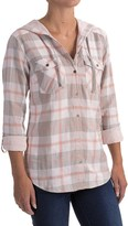 Columbia Times Two Shirt - Hooded, Long Sleeve (For Women)
