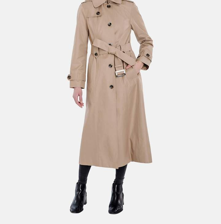c32570cdf Women's Single-Breasted Trench Coat with Belt