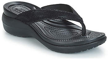 Flip Wedge Crocs Metallictxt Capri WSa roxBedC
