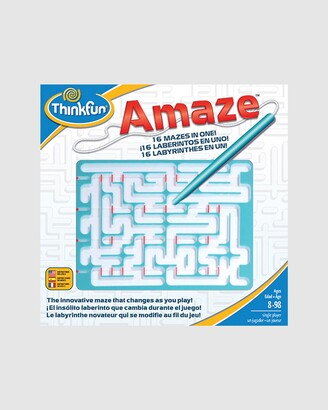 ThinkFun - Games - Amaze Game - Size One Size at The Iconic