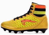 KazmeSports Men's Superfly High Top Ankle Cleats Soccer Shoes / 8