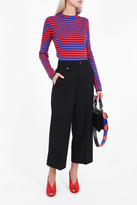 Proenza Schouler Striped Knit Jumper