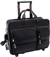 McKlein Clinton Wheeled Laptop Case