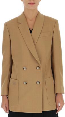 Fendi Double Breasted Jacket