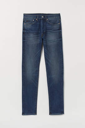 H&M Slim Straight Comfort Jeans