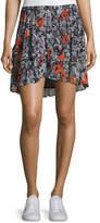 IRO Vanilla Printed A-line Skirt