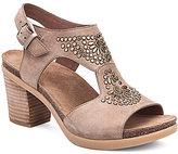 Dansko Deandra Studded Detail Sandals