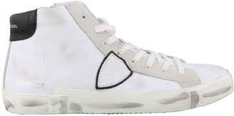 Philippe Model Prsx Veau Gomme Sneakers
