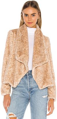 BB Dakota Jack By All Fur You Faux Fur Jacket