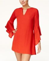 Heart And Soul Juniors' Embellished Shift Dress