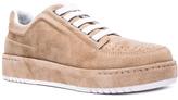 3.1 Phillip Lim PL31 Low Top Suede Sneakers