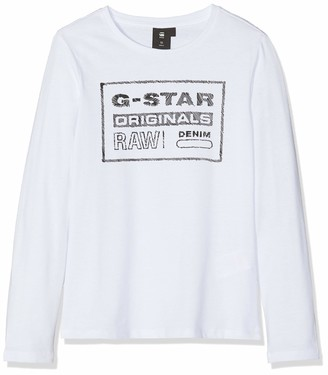 G Star G-Star girl TEE SHIRT LONG SLEEVES