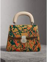 Burberry The Medium DK88 Splash Top Handle Bag