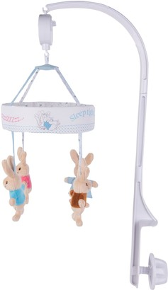 Rainbow Designs Peter Rabbit Musical Cot Mobile