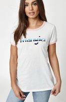 Wrangler x PacSun Pink Ringer T-Shirt