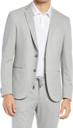 HUGO BOSS Slim Fit Soft Heathered Sport Coat