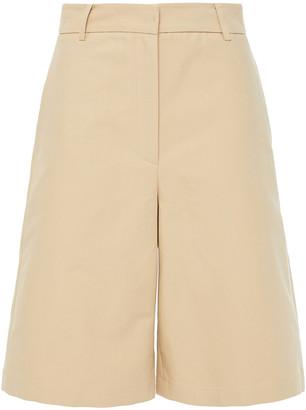 LVIR Cotton-gabardine Shorts