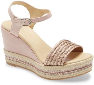 Cordani Evie Platform Wedge Sandal