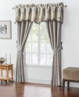 "Waterford Maura 21"" x 55"" Scalloped Window Valance"