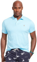 Polo Ralph Lauren Men's Big and Tall Pima Cotton Soft-Touch Polo Shirt