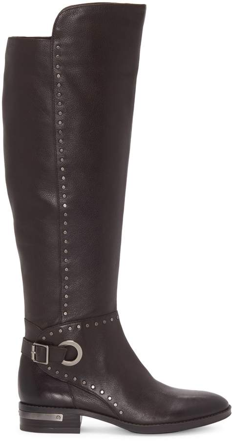 Vince Camuto Poppidal Leather Tall Boots