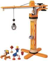 Plan Toys Crane Set